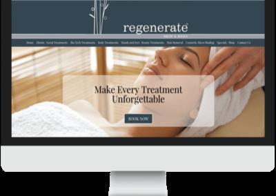 Regenerate Skin and Body